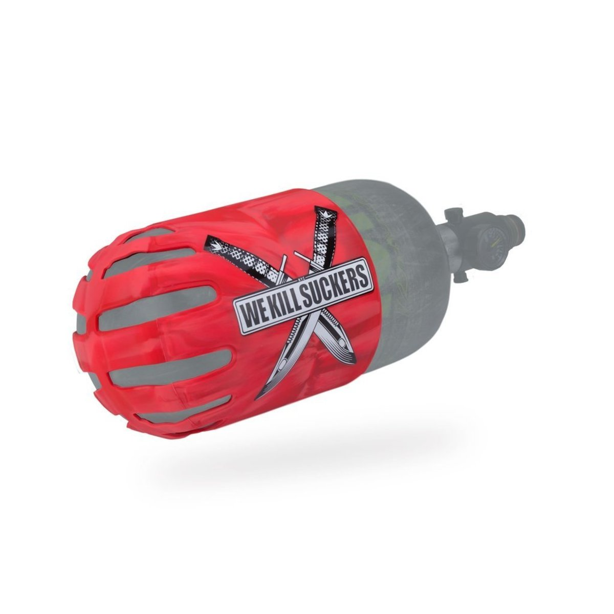 View larger image of Bunkerkings Knuckle Butt WKS Tank Cover