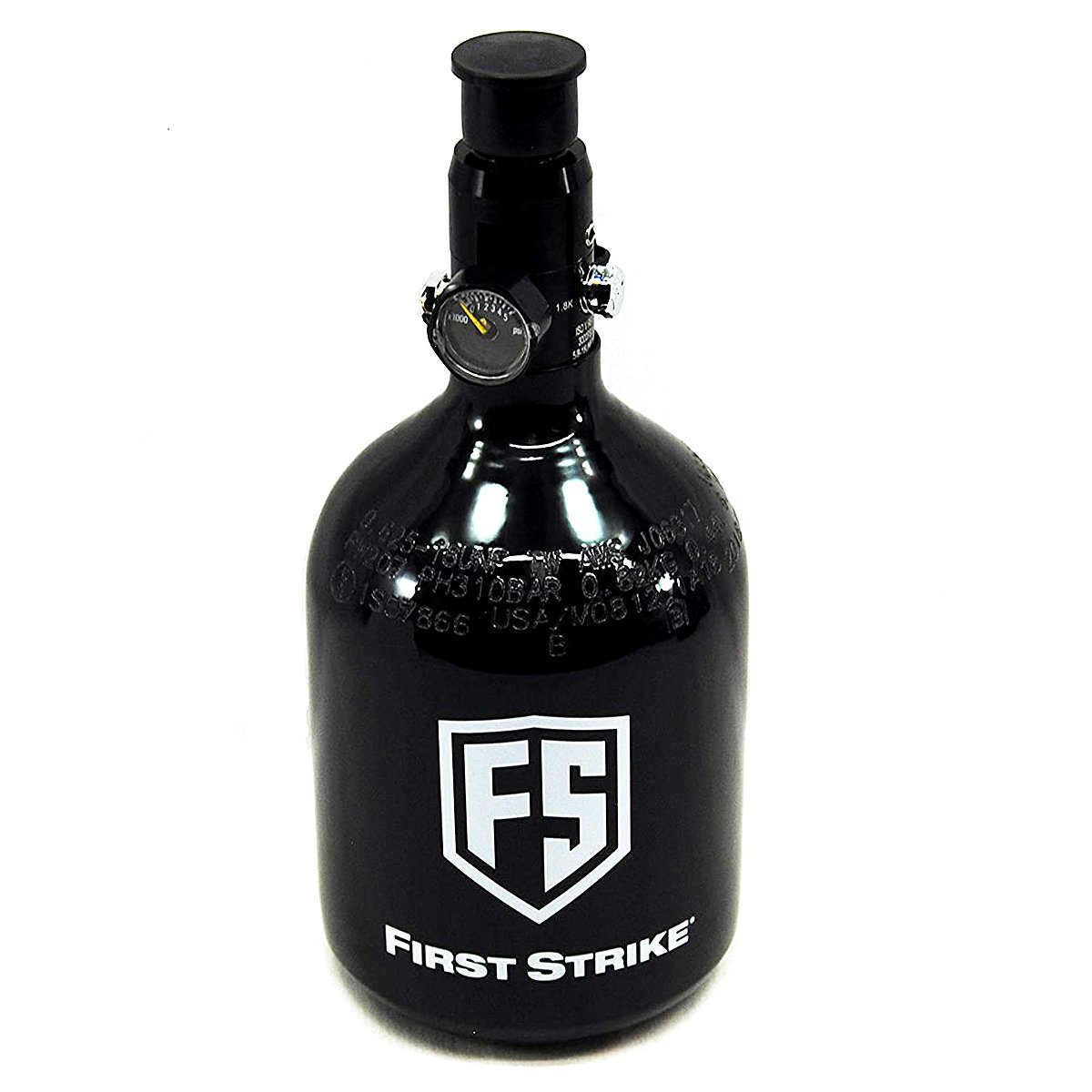 View larger image of First Strike Cadet 26ci 3000psi Paintball Compressed Air System - DOT/TC (EU)