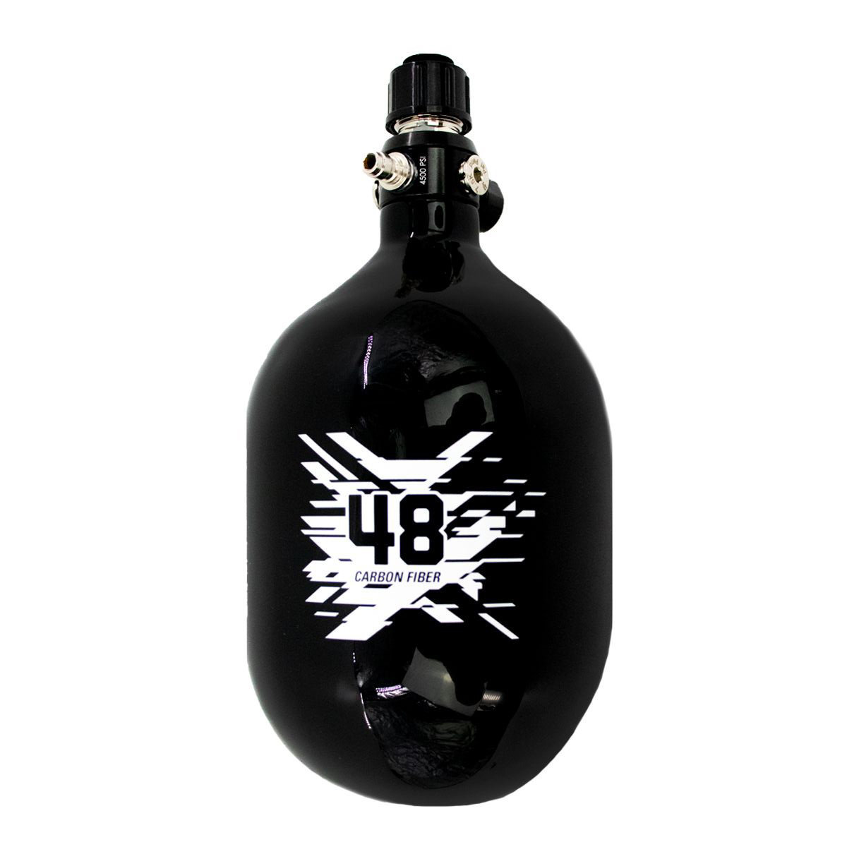 View larger image of First Strike CF Carbon Fiber Paintball Air Tank - 48/4500 DOT ONLY
