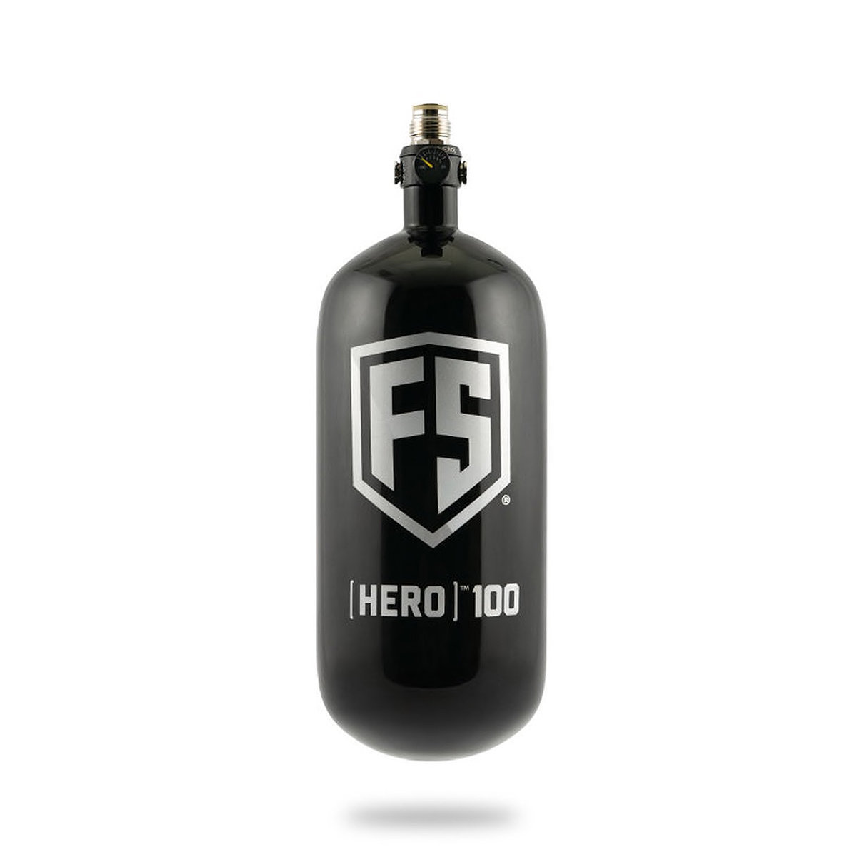 View larger image of First Strike HERO 2 100/4500 DOT/TC (EU) Paintball Compressed Air Tank