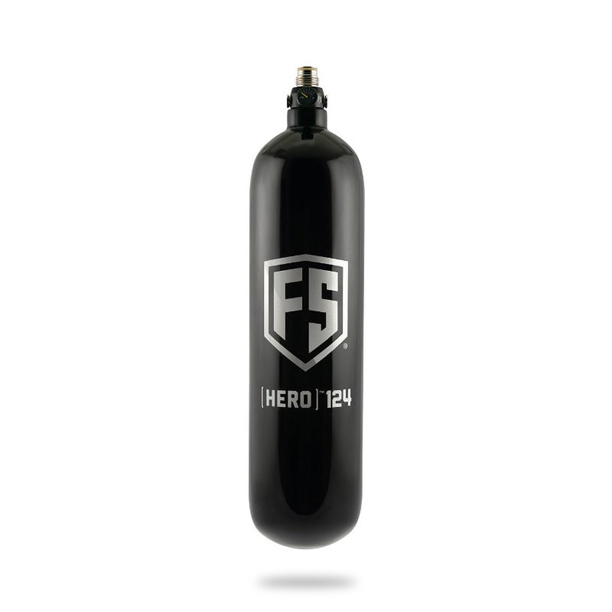 View larger image of First Strike HERO 2 124/4500 DOT/TC (EU) Paintball Compressed Air Tank