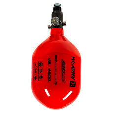 HK Army 48ci 4500psi Extra Light Paintball Compressed Air System w/Standard Reg