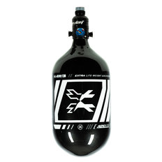 HK Army SLASH 68/4500 Extra Lite Paintball Compressed Air Tank w/Pro Reg