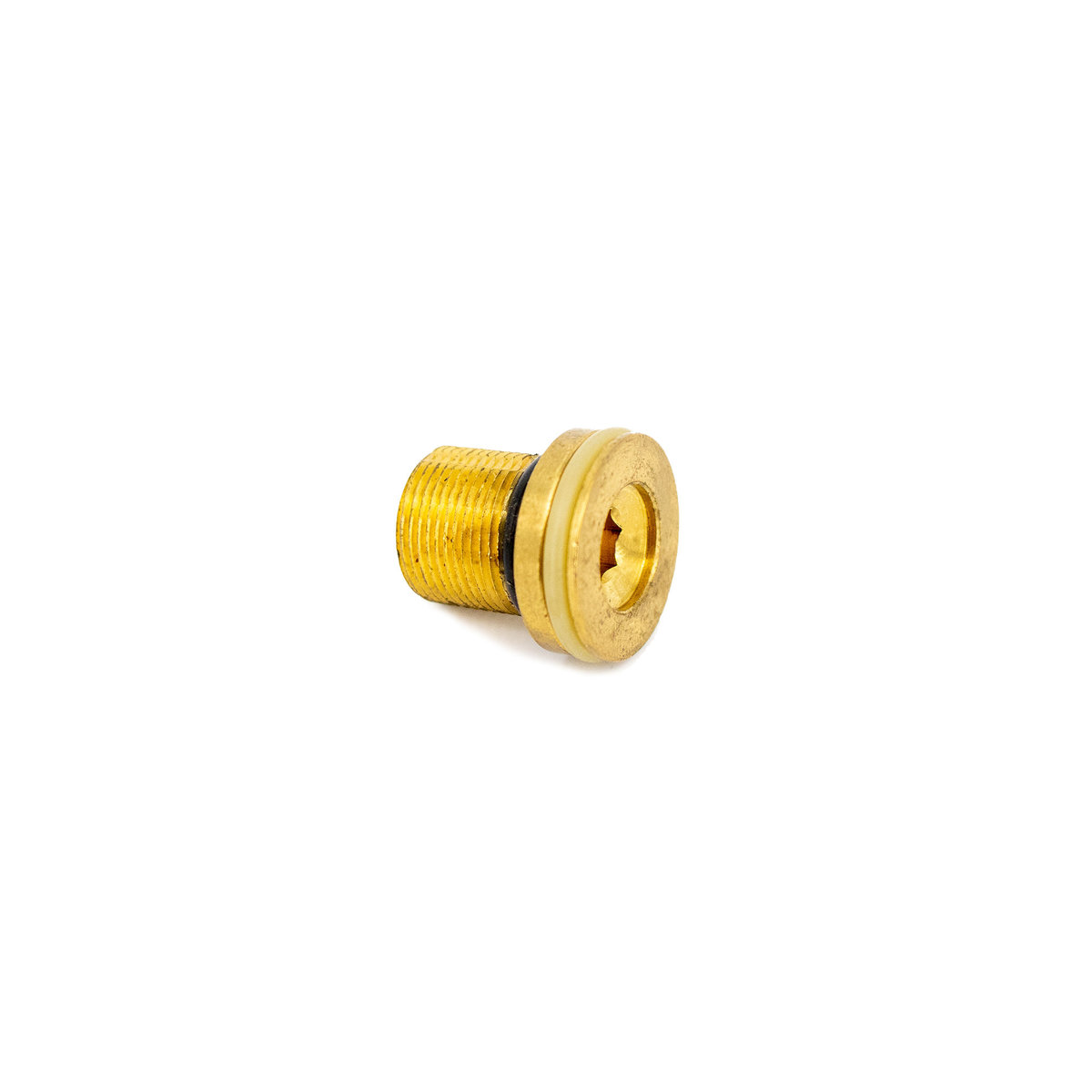View larger image of Tank Kits/Parts - Hero P3 Regulator Flange (Brass)