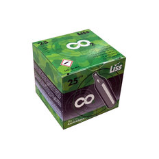 Liss CO2 Cartridge 12 Grams - 25 Count