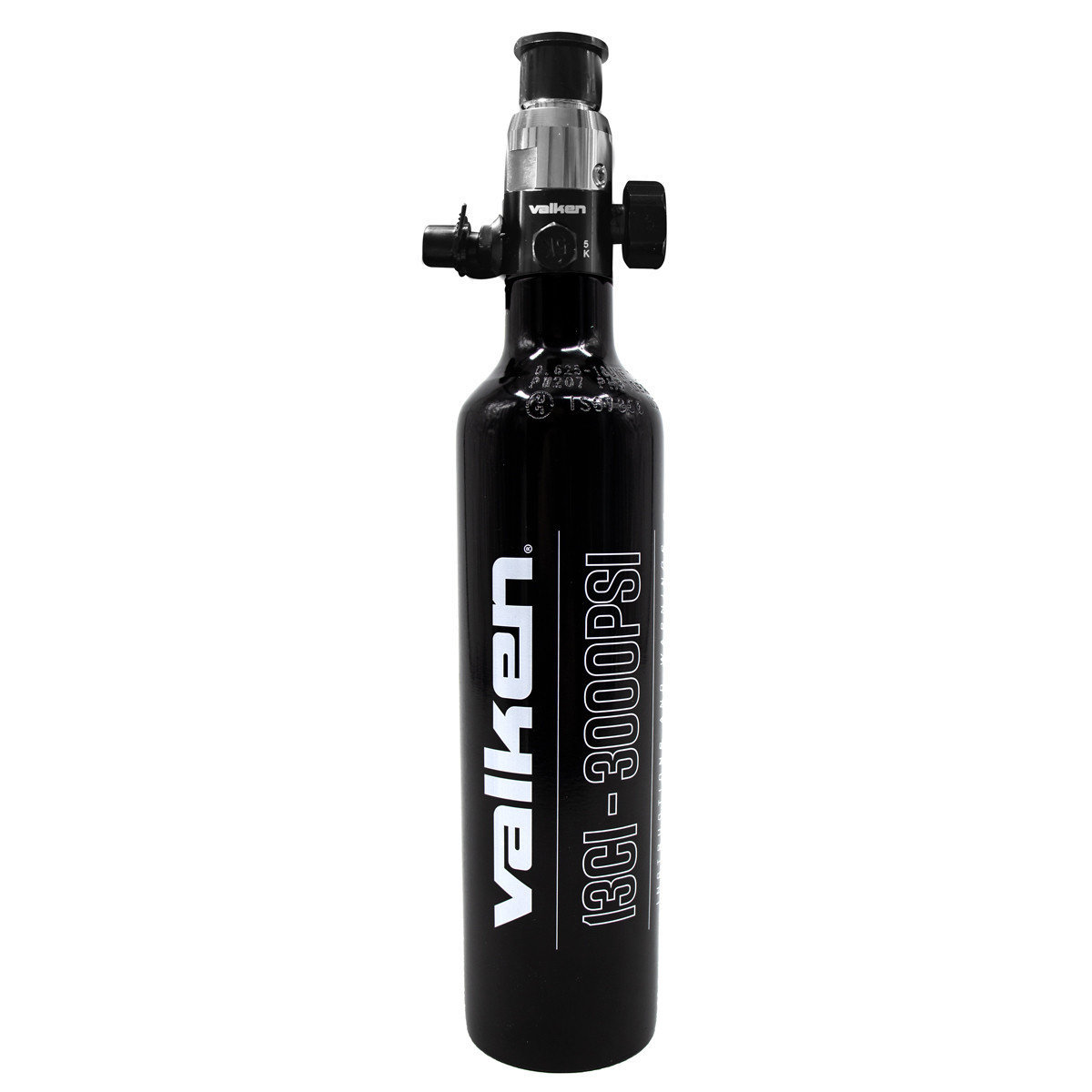 View larger image of Valken V2.0 13ci 3000psi Paintball Compressed Air System DOT/TC/Pi