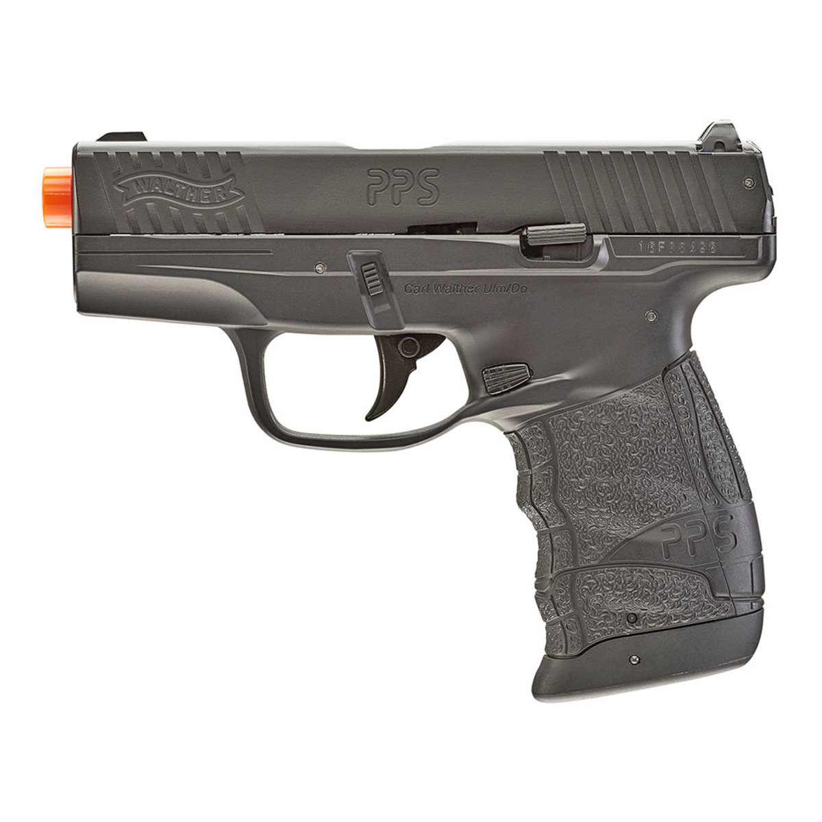 View larger image of Umarex Walther PPS M2 CO2 Half Blowback Airsoft Pistol