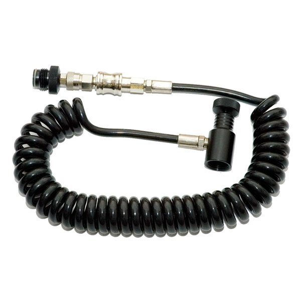 View larger image of Valken Paintball Remote Coil with Slide & Back Check