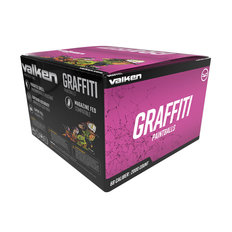 Valken Graffiti .68 Caliber Paintballs - 2,000 Count