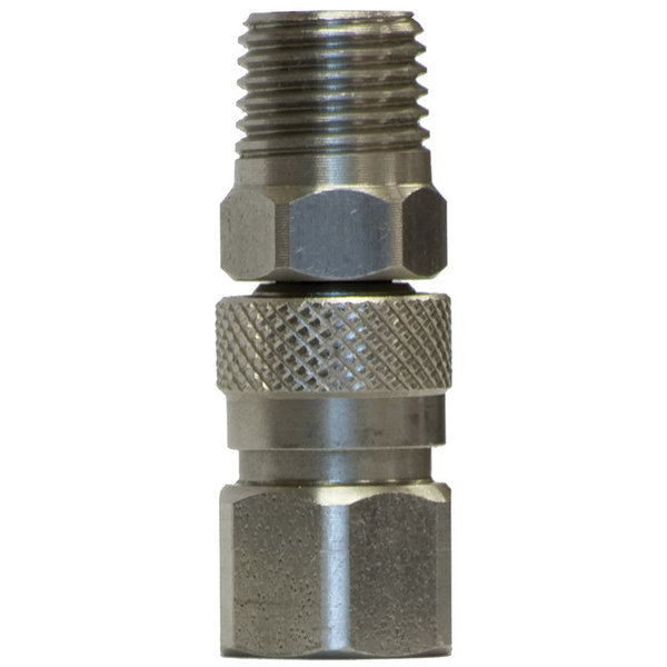 """View larger image of Tank Kits/Parts - Valken Quick Disconnect Male 1/8"""" NPT"""