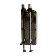 Valken 120rd Airsoft BB Speed Loader - Smoke (2 Pack)