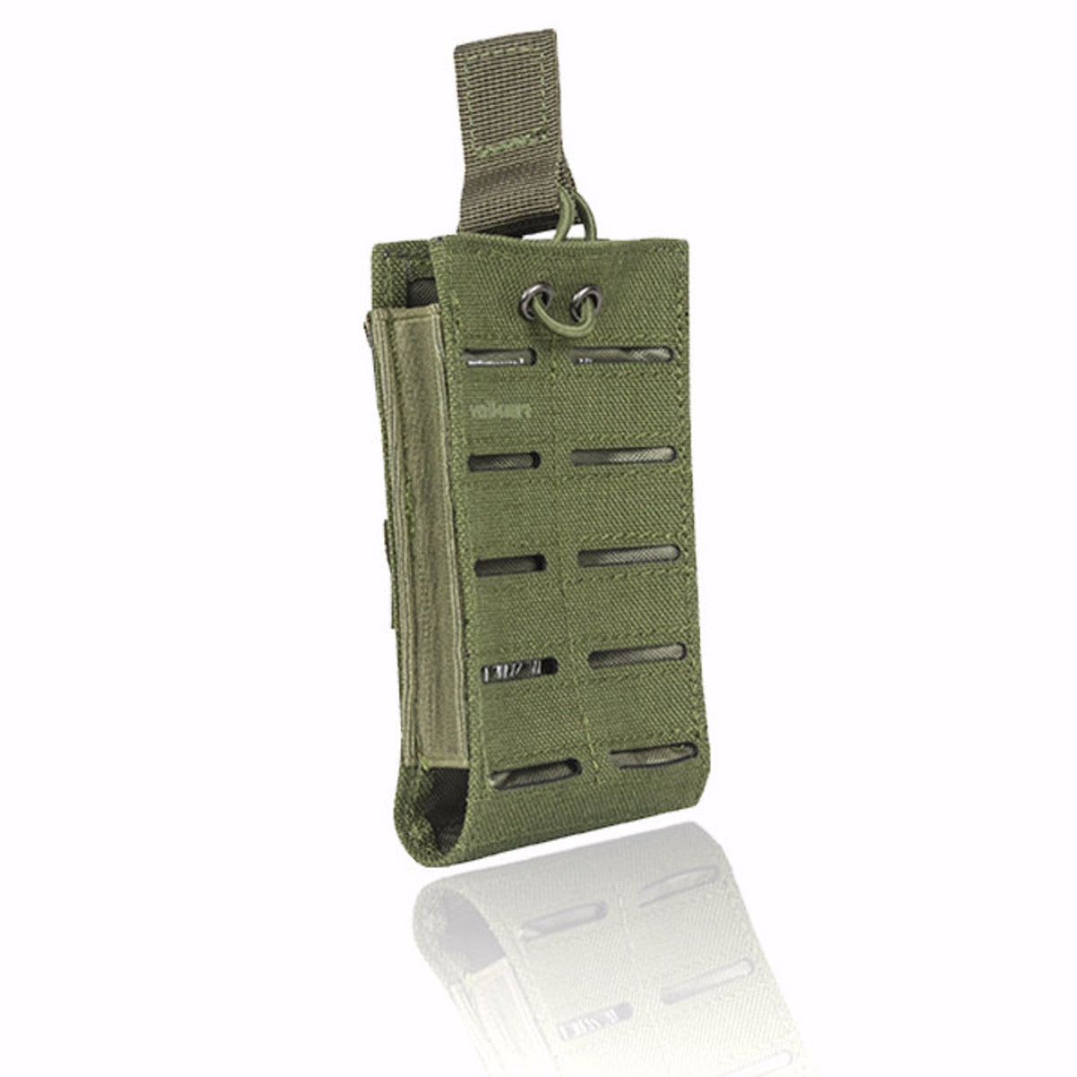 View larger image of Valken Multi Rifle Single Magazine Pouch - Laser Cut