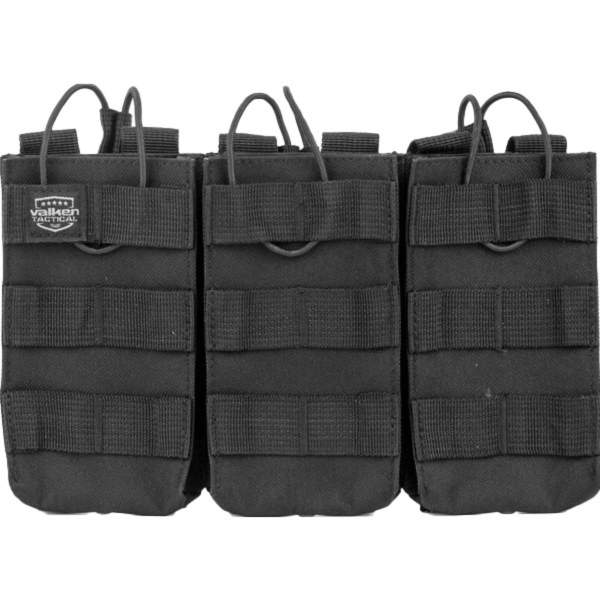 View larger image of Valken Triple Magazine AR MOLLE Pouch