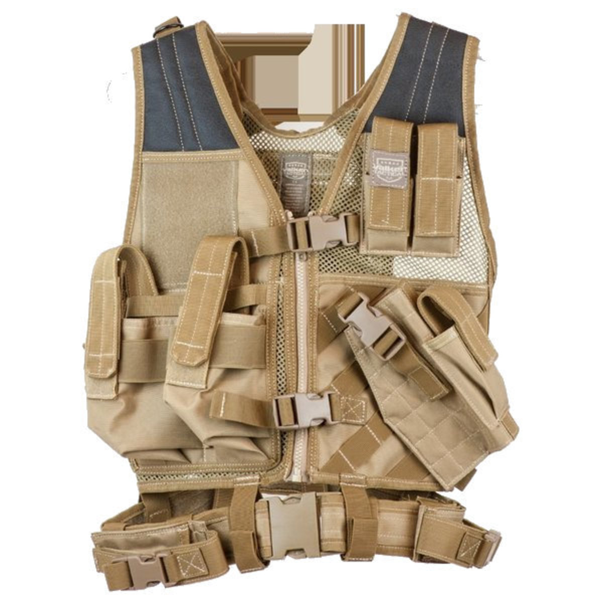 View larger image of Valken Crossdraw Airsoft Vest - Youth